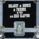 DELANEY & BONNIE  - 4xCD ON TOUR WITH ERIC CLAPTON