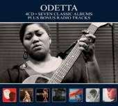 ODETTA  - 4xCD 7 CLASSIC ALBUMS [DIGI]