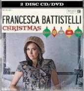 BATTISTELLI FRANCESCA  - 2xCD+DVD CHRISTMAS -CD+DVD [DELUXE]