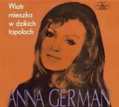 GERMAN ANNA  - CD WIATR MIESZKA W DZIKICH TOPOLACH