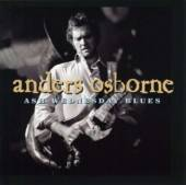 OSBORNE ANDERS  - CD ASH WEDSNESDAY BLUES