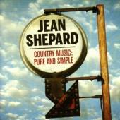 SHEPARD JEAN  - 2xCD COUNTRY MUSIC: PURE AND SIMPLE