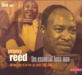 REED JIMMY  - 3xCD ESSENTIAL BOSS MAN