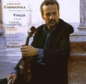CARMIGNOLA GIULIANO  - CD LATE VIOLIN CONCERTOS