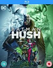 MOVIE  - BRD BATMAN HUSH [BLURAY]