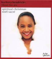 HENDRICKS BARBARA  - CD SHOUR FOR JOY - SPIRITUAL CHRISTMAS