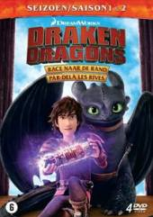 ANIMATION  - 4xDVD DRAGONS: RACE TO THE..