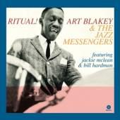 BLAKEY ART & THE JAZZ ME  - VINYL RITUAL (FT. JACKIE.. [VINYL]