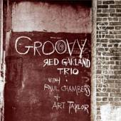 GARLAND RED -TRIO-  - CD GROOVY + 4