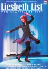 LIST LIESBETH  - DVD VAN SHAFFY TO PIAF