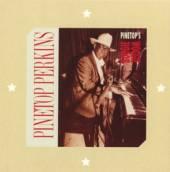 PERKINS PINETOP  - CD PINETOP'S BOOGIE WOOGIE