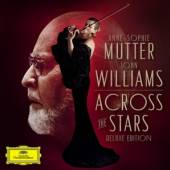 ANNE-SOPHIE MUTTER THE RECORD  - 2xCD ACROSS THE STARS