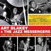 ART BLAKEY & THE JAZZ MESSENGE  - 2xCD LIVE AT THE CAF..