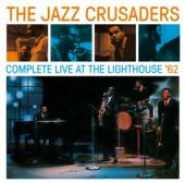JAZZ CRUSADERS  - CD COMPLETE LIVE AT ..