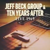 BECK JEFF -GROUP-  - CD LIVE 1969