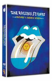 ROLLING STONES  - CD BRIDGES TO BUENOS AIRES (2CD+DVD)