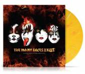 KISS =VAR=  - 2xVINYL MANY FACES OF KISS [VINYL]