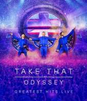 TAKE THAT  - BRD ODYSSEY - GREATEST HITS [BLURAY]