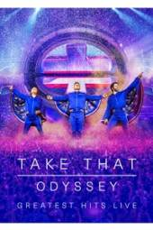 TAKE THAT  - 2xDVD ODYSSEY-GREATEST HITS LIVE/CD