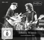 WINTER JOHNNY  - 3xCD+DVD LIVE AT ROC..