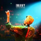 IMANY  - VINYL LIVE AT THE CA..