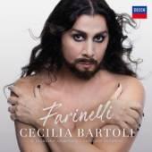 BARTOLI CECILIA  - CD FARINELLI RUZNI/BAROKO