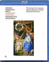JOHANN SEBASTIAN BACH (1685-17  - BRD WEIHNACHTSORATORIUM BWV 248 [BLURAY]