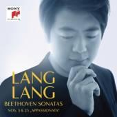 LANG LANG  - CD BEETHOVEN SONATAS NOS 3..