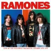 RAMONES  - VINYL LIVE AT THE HO..