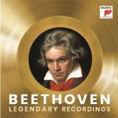 VARIOUS  - 25xCD BEETHOVEN-LEGENDARY RECORDINGS