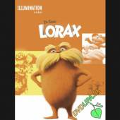 FILM  - DVD Lorax - animovan..