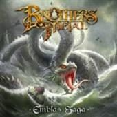 BROTHERS OF METAL  - 2xVINYL EMBLAS SAGA RED LTD. [VINYL]