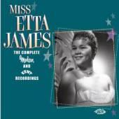 ETTA JAMES  - CD MISS ETTA JAMES: THE COMPLETE