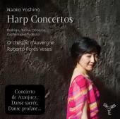 YOSHINO NAOKO  - CD HARP CONCERTOS