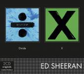 SHEERAN ED  - 2xCD DIVIDE / X /2CD BOXSET