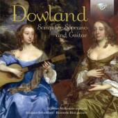 DOWLAND J.  - CD SONGS FOR SOPRANO & GUITA