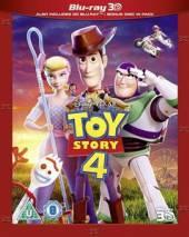 MOVIE  - BRD TOY STORY 4 (3D) [BLURAY]