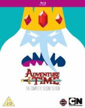 ADVENTURE TIME  - BRD COMPLETE SECOND SEASON [BLURAY]