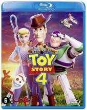 ANIMATION  - BRD TOY STORY 4 [BLURAY]