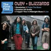 CUBY + BLIZZARDS  - 6xCD FIRST FIVE [LTD]