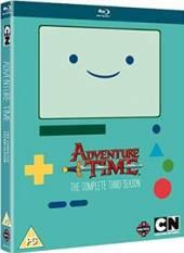 ANIMATION  - BRD ADVENTURE TIME S3 [BLURAY]