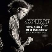 SPIRIT  - CD+DVD TWO SIDES OF ..
