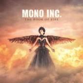 MONO INC  - CD+DVD THE BOOK OF FIRE (CD+DVD)
