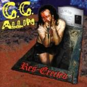 GG ALLIN  - CD RES-ERECTED