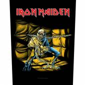 IRON MAIDEN  - PTCH PIECE OF MIND (BACKPATCH)