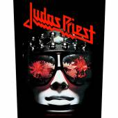 JUDAS PRIEST  - PTCH HELL BENT FOR LEATHER (BACKPATCH)