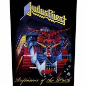 JUDAS PRIEST  - PTCH DEFENDERS OF THE FAITH (BACKPATCH)