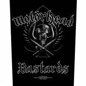 MOTORHEAD  - PTCH BASTARDS (BACKPATCH)