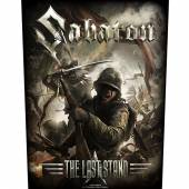 SABATON  - PTCH THE LAST STAND (BACKPATCH)