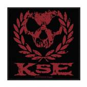 KILLSWITCH ENGAGE  - PTCH SKULL WREATH (PATCH - PACKAGED)